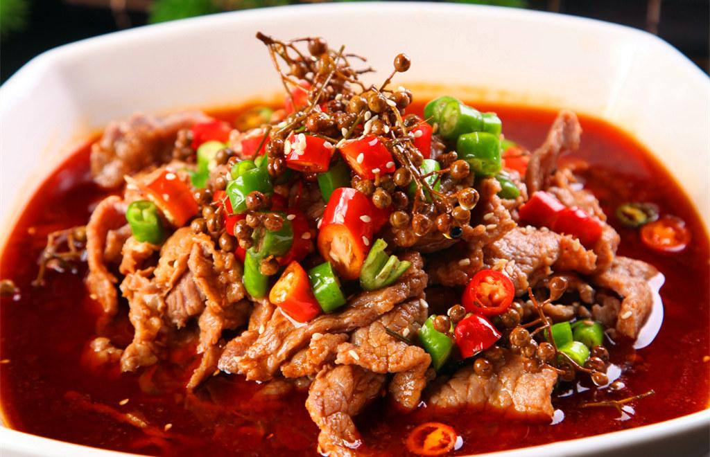 蜀香花椒牛肉